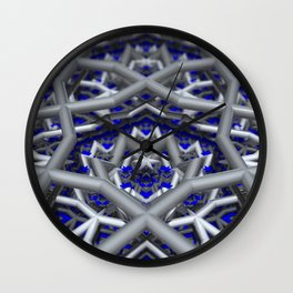 Levels and Vibrations Wall Clock