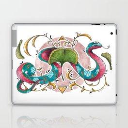 Ginko Snake Laptop & iPad Skin