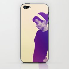 Audrey Hepburn Vintage iPhone & iPod Skin