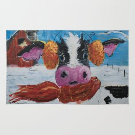 Wis-cow-sin Winter Rug