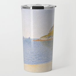 Port of Saint-Cast Travel Mug