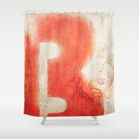 brasil Shower Curtains featuring Brasil by Fernando Vieira