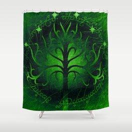 Valiant Fellowship Shower Curtain