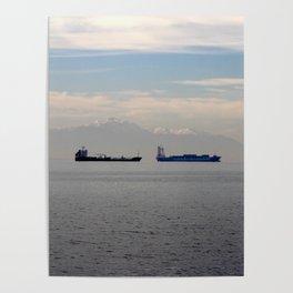 Thessaloniki I Poster