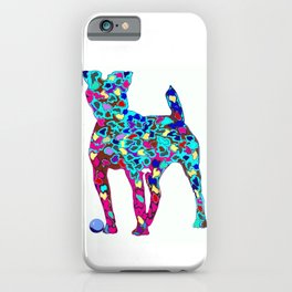 Dogs friend iPhone Case