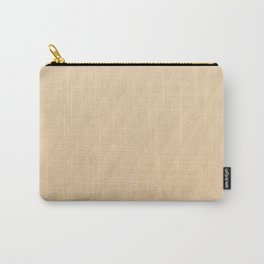 Relaxing Diamond Pattern - Pale Wood Carry-All Pouch
