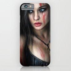 Black Slim Case iPhone 6s