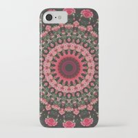 spiritual iPhone & iPod Cases featuring Spiritual Rhythm Mandala by Elias Zacarias