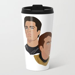 The Two Captains Travel Mug