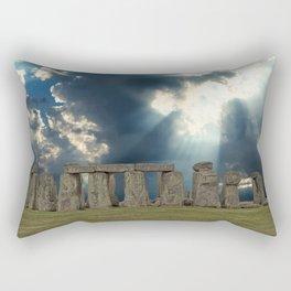 Stonehenge IV Rectangular Pillow