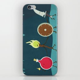 Let's All Go On an Adventure iPhone Skin