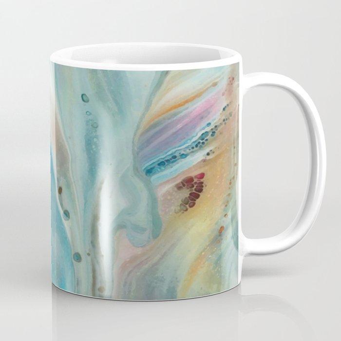 Pearl abstraction Coffee Mug