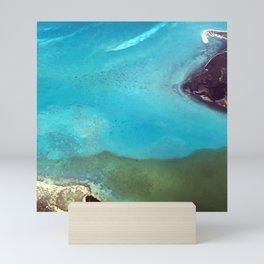 Jeweled Seaway Mini Art Print