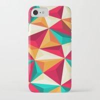 diamond iPhone & iPod Cases featuring Diamond by Azarias