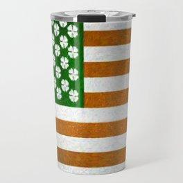 Irish American 015 Travel Mug