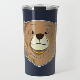 Happy Bear Travel Mug