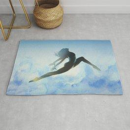 Dancer's Leap Rug