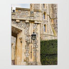 Gate of Windsor Castle Poster