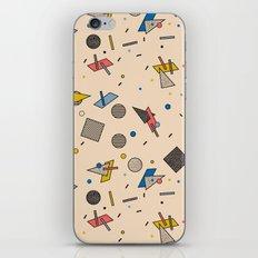 Memphis Inspired Pattern 9 iPhone & iPod Skin