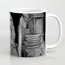 Writing a Thesis Coffee Mug