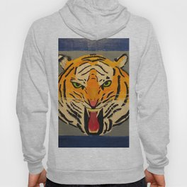 Fear The Tiger Hoody