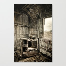 Top Of The Line in Its Day Canvas Print