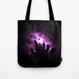 Reach III Tote Bag