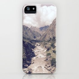 Kilometer 82 iPhone Case