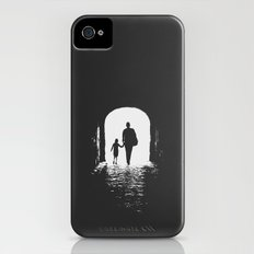 Hold my hand iPhone (4, 4s) Slim Case