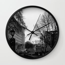 London #3 Wall Clock