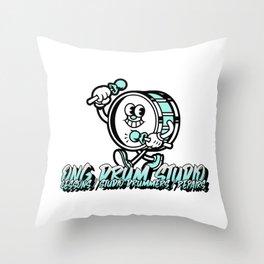 Logo Design Throw Pillow