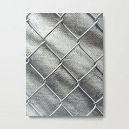 Relax and Breathe V Metal Print
