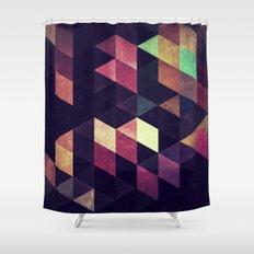 CARNY1A Shower Curtain