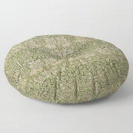 "William Morris ""Brer rabbit"" 4. Floor Pillow"