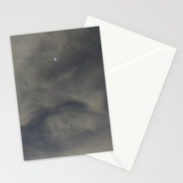 The mysteries of the cosmos Stationery Cards