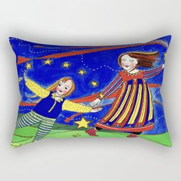 We Are Stars Rectangular Pillow