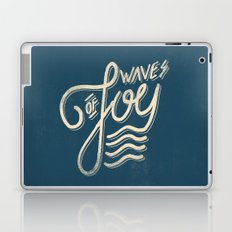 Waves of Joy Laptop & iPad Skin