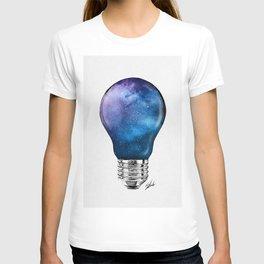 Miagical lamp. T-shirt