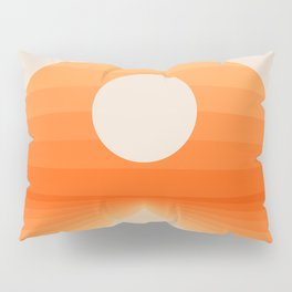 The Distance Pillow Sham