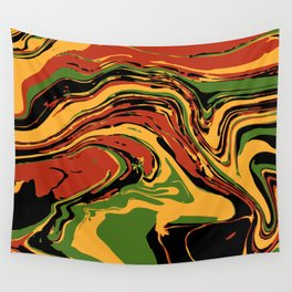 Groovy Marble Wall Tapestry