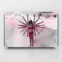 goddess iPad Cases featuring Goddess by Marie Pascale L