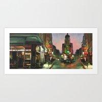 street999 Art Print