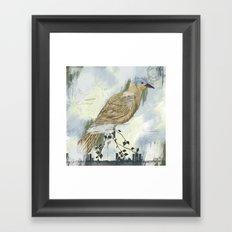 Bird City Framed Art Print