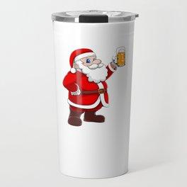 Feelin That Christmas Spirit Holiday Season Gift Travel Mug