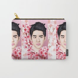 Addicted (Timmy Xu Weizhou) Carry-All Pouch