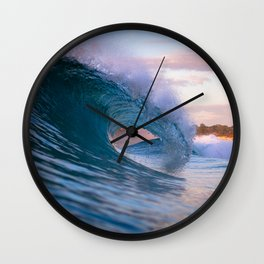 Empty Space Wall Clock