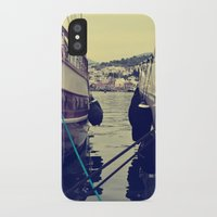 sailing iPhone & iPod Cases featuring sailing by gzm_guvenc