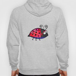 Ladybug Doodle Hoody