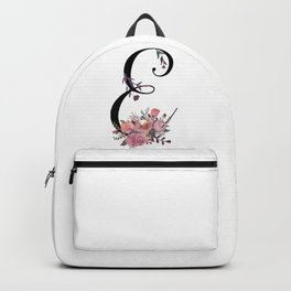 Modern Calligraphy Backpack