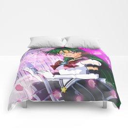 Eternal Sailor Pluto Comforters